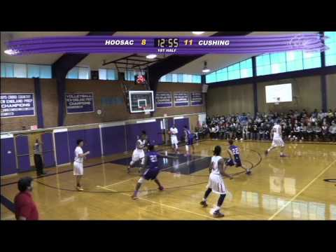 Cushing Academy - Varsity Boys Basketball vs. Hoosac School