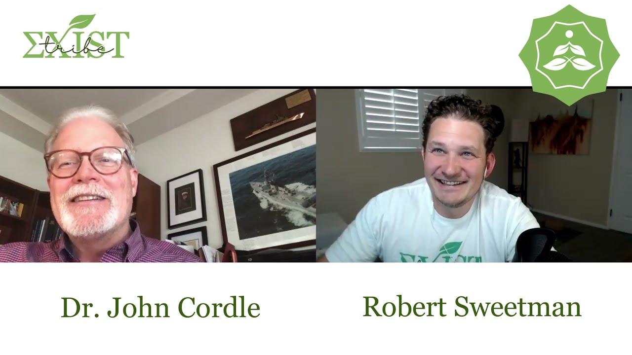 Dr. John Cordle, US Navy Captain (Ret)