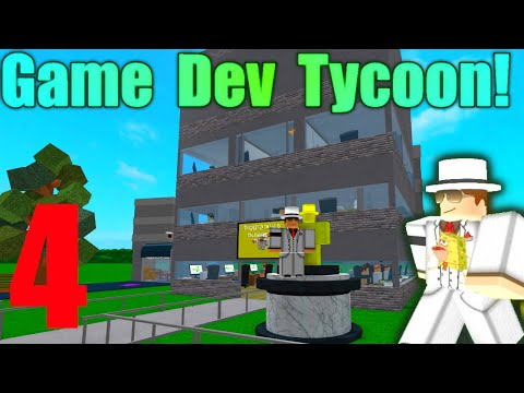 [ROBLOX: Game Development Tycoon] - Lets Play Ep 4 - Ultimate Game Developer Status!