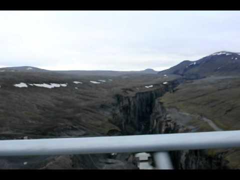 Karahnjukar Dam, Iceland