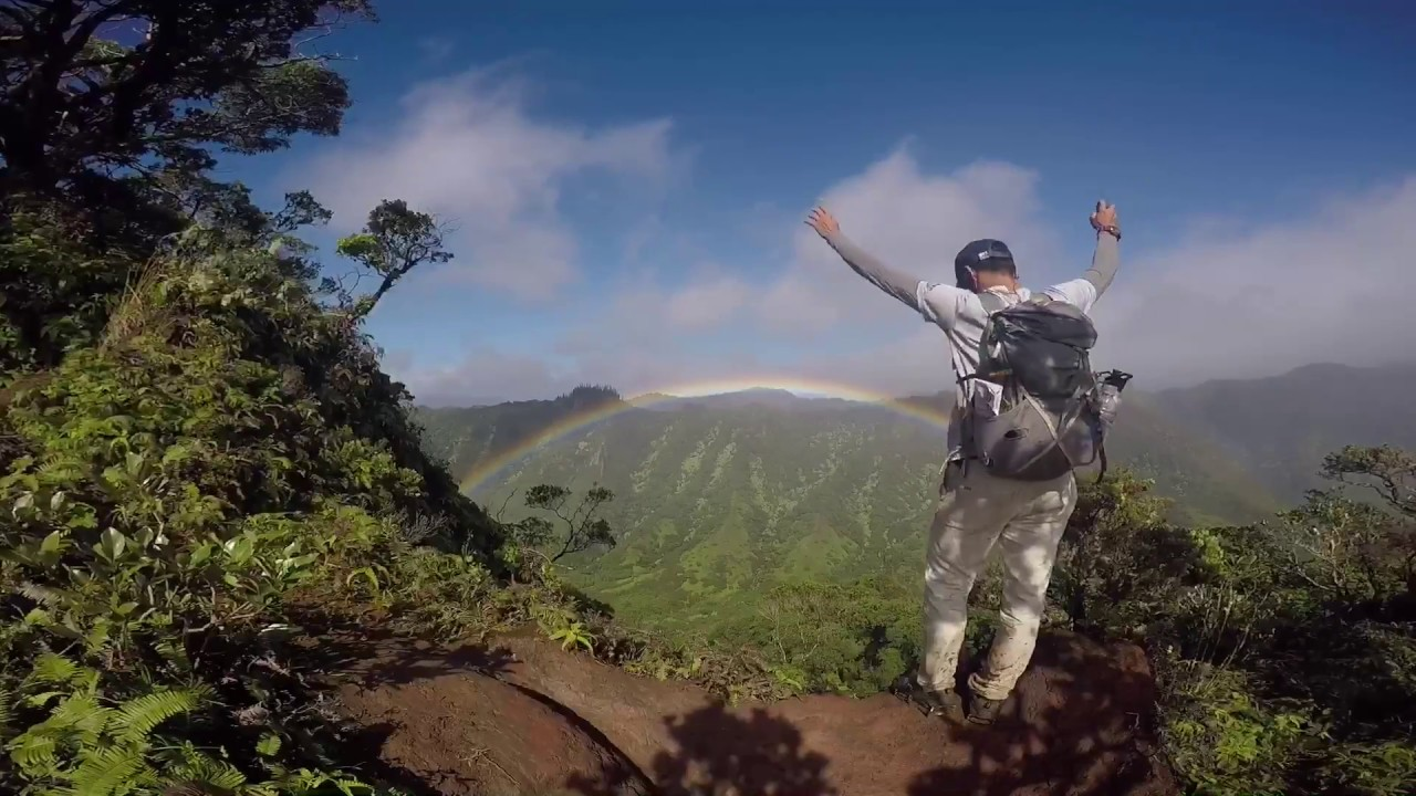 The Alternate Routes To Haiku Stairs Hike 2016 Quothiking In