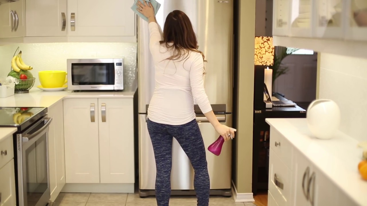 Cleaning While Pregnant