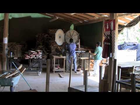 Reforest Teak Furniture - Friendship Bench Manufacturing Process