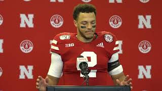 HOL HD: Adrian Martinez Wisconsin Post Game Comments