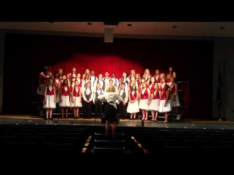 Black Water Middle School - Performance Video 2014