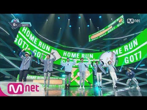GOT7 - HOME RUN M COUNTDOWN 160421 EP.470