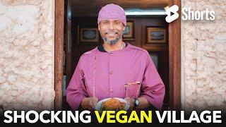 The Shocking Vegan Village