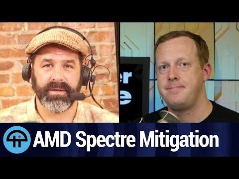 AMD's Spectre Mitigation Update