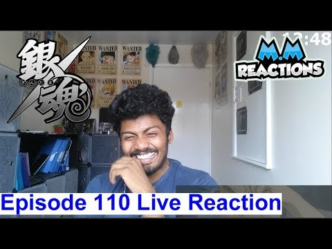 Katsura Prison Break (Counting Sheep) - Gintama Anime Episode 110 Live Reaction