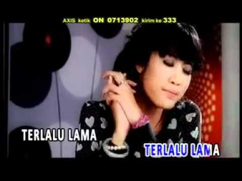 Vierra - Terlalu Lama Karaoke + Live - YouTube.mp4