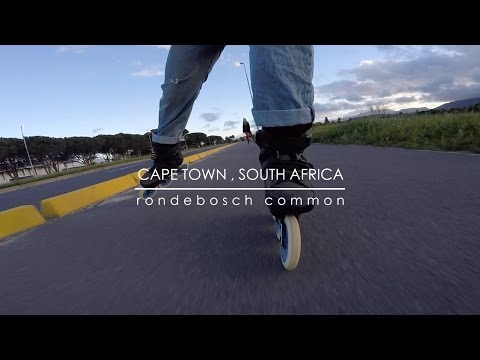 INLINE AND ROLLER SKATING IN CAPE TOWN , SOUTH AFRICA
