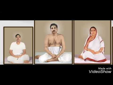 Sri sri Thakur Anukul Chandra Evening prayer ( baar baar karun binati)