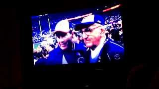 Bill Cowher interviews Bill Belichick - Jan 11, 2014