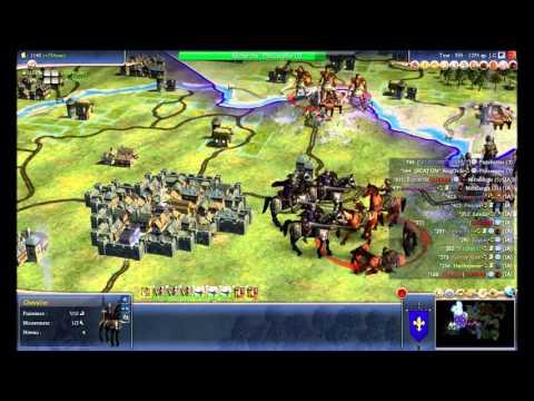 Le Brasier de l'Europe Episode 10 (Civilization IV Coop)