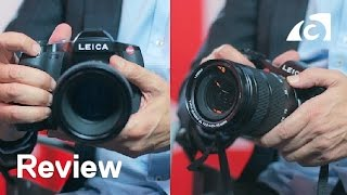 Workshop Leica S. Review