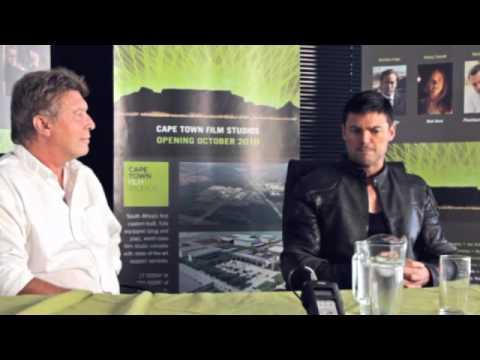 Karl Urban interview at Cape Town Film Studios