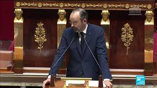 Parlamenti francez debaton per azilkerkuesit