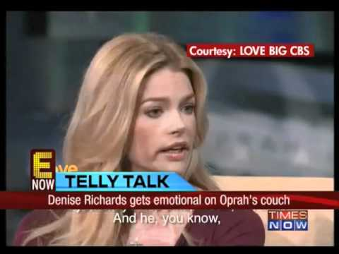Charlie Sheen's ex spills the beans on 'abuse'