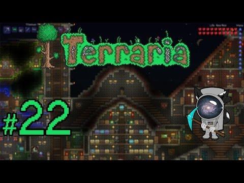 видео: terraria v1.2 - #22 - Новый домик =)