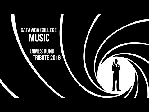 Catawba Music - James Bond - Live Stream