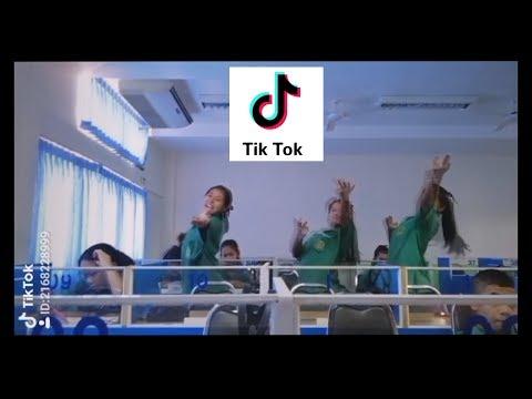 TIKTOK Compilation Of Students