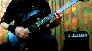 Burzum - Stemmen Fra Taarnet (Guitar Cover)
