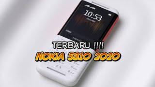 Dulu ini HP keren yang gak semua orang bisa punya! Nokia akhirnya merilis Nokia 5310 XpressMusic Reb.