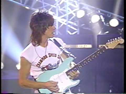 Sling Shot -  Jeff Beck