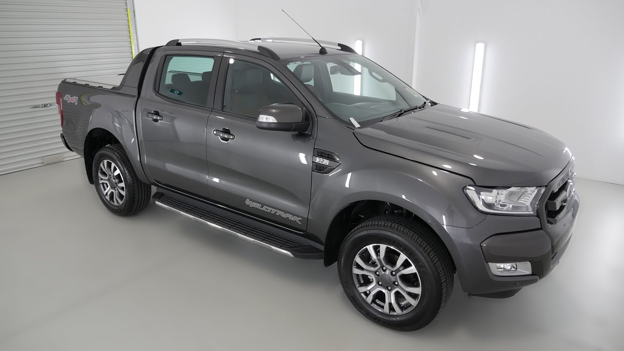 FORD Ranger Wildtrak Magnetic Auto KL3J