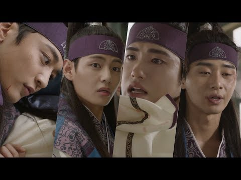 SeoJun, HyeongSik, TaeHyung, and MinHo.. They Are Fighting in One Place ?! [Hwarang Ep 6]