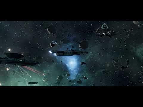 Battlestar Galactica Deadlock - Resurrection pounding toasters |
