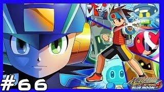 Mega Man Battle Network 4: Blue Moon - Part 66: It's Cold, Man