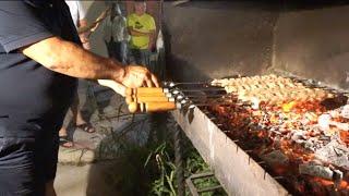 Готовим вкусный кебаб и армянскую толму.Подробный рецепт в видео!!