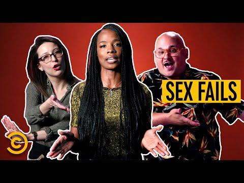 A Threesome of Sex FailsKaynak: YouTube · Süre: 11 dakika41 saniye