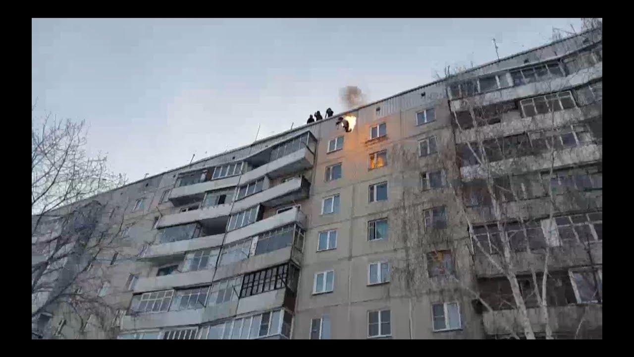 Смертельный прыжок с 9 этажного дома! - youtube.