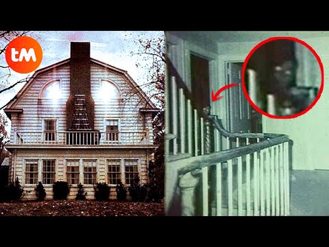 🕸The Most TERRIFYING 🦇 HAUNTED HOUSES In The World 😱