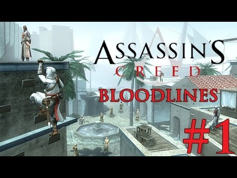Assassin S Creed Bloodlines Psp Walkthrough Part 1 Youtube