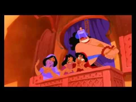 Aladin Presentacion del Principe Ali   Audio Latino