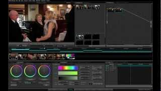 Tutor 01 06  Видеоурок по работе в DaVinci Resolve, приёмы цветокоррекции.