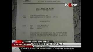 Surat Perintah Ritual Seks Bebas di Bandung Palsu
