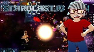 A GRANDE GUERRA NAS ESTRELAS - Starblast.io ( Team Mode Beta )