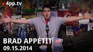 Brad Appétit - Dairy Queen!
