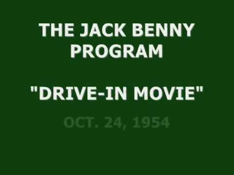 "Download THE JACK BENNY PROGRAM -- ""DRIVE-IN MOVIE"" (10-24-54)"