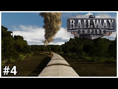 Repeat Re-Tracking Wrexham | Railway Empire #2 - Let's Play