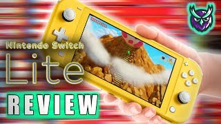 Nintendo Switch Lite Review: Should you buy one? (Massive Giveaway) (Video Game Video Review)