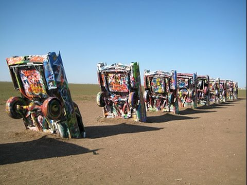 Cadillac Ranch, Amarillo, Texas, United States - Best Travel Destination