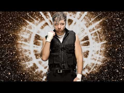 2014: Dean Ambrose 3rd WWE Theme Song - Lunatic...