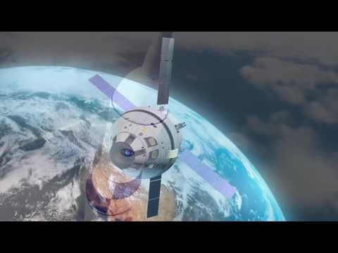 Asteroid Redirect Mission Orion ARM  Robotic Segment