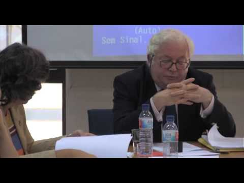 Workshop on Juridical culture in Portugal - Session 1 part 2