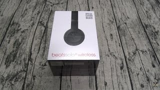 "Beats Solo 3 ""Special Edition Black"" Wireless Headphones"